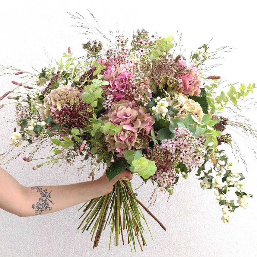 Miss Acacia - Bouquets et compositions pour mariage et événementiel