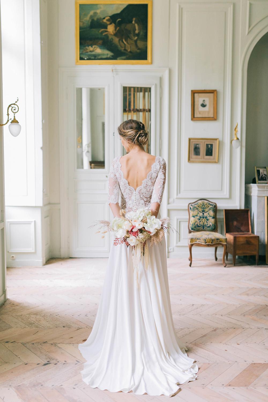 Fleuriste Miss Acacia - Bouquet de mariée Fine art