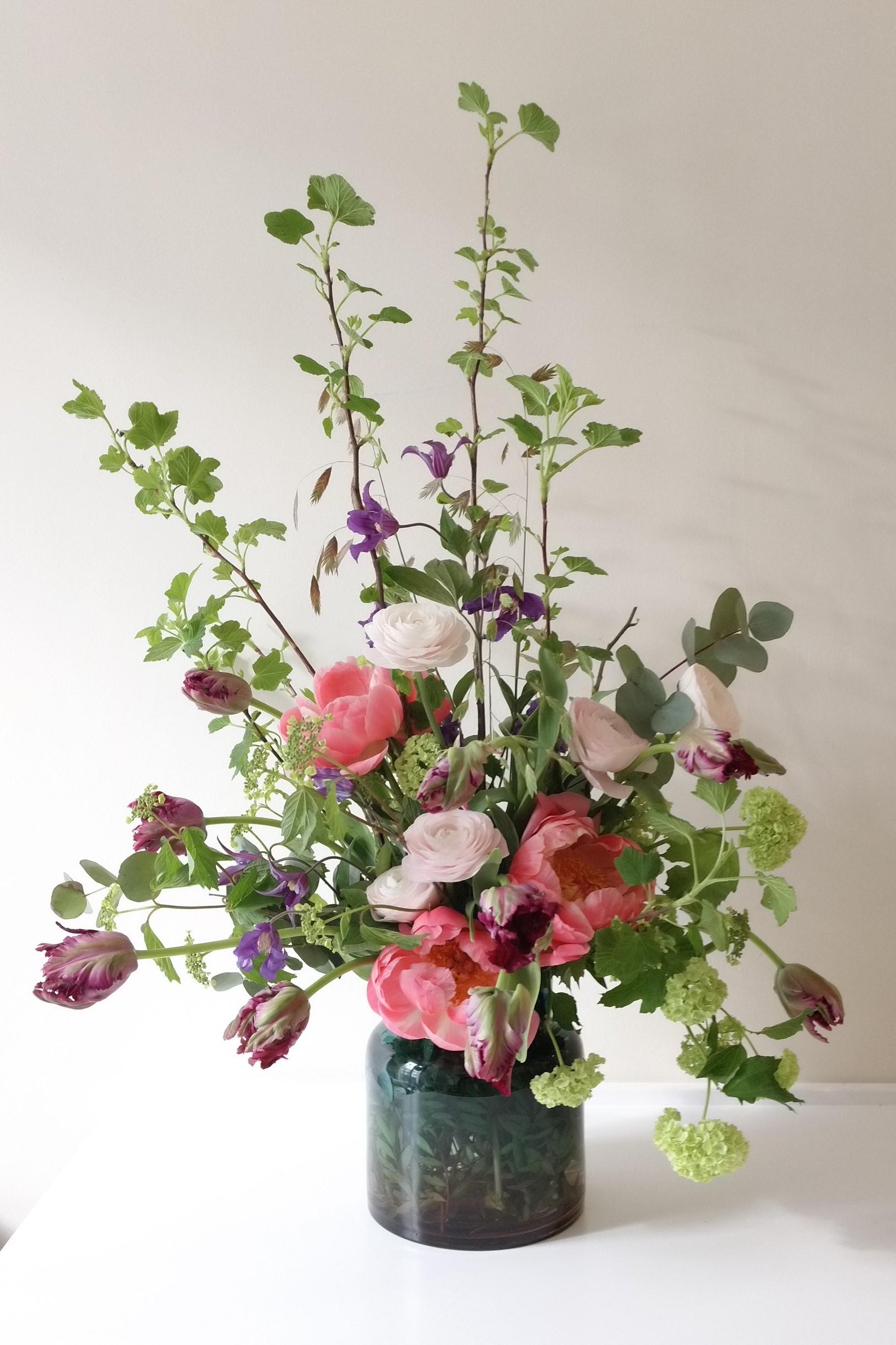 Fleuriste Miss Acacia - Composition florale pour les entreprises
