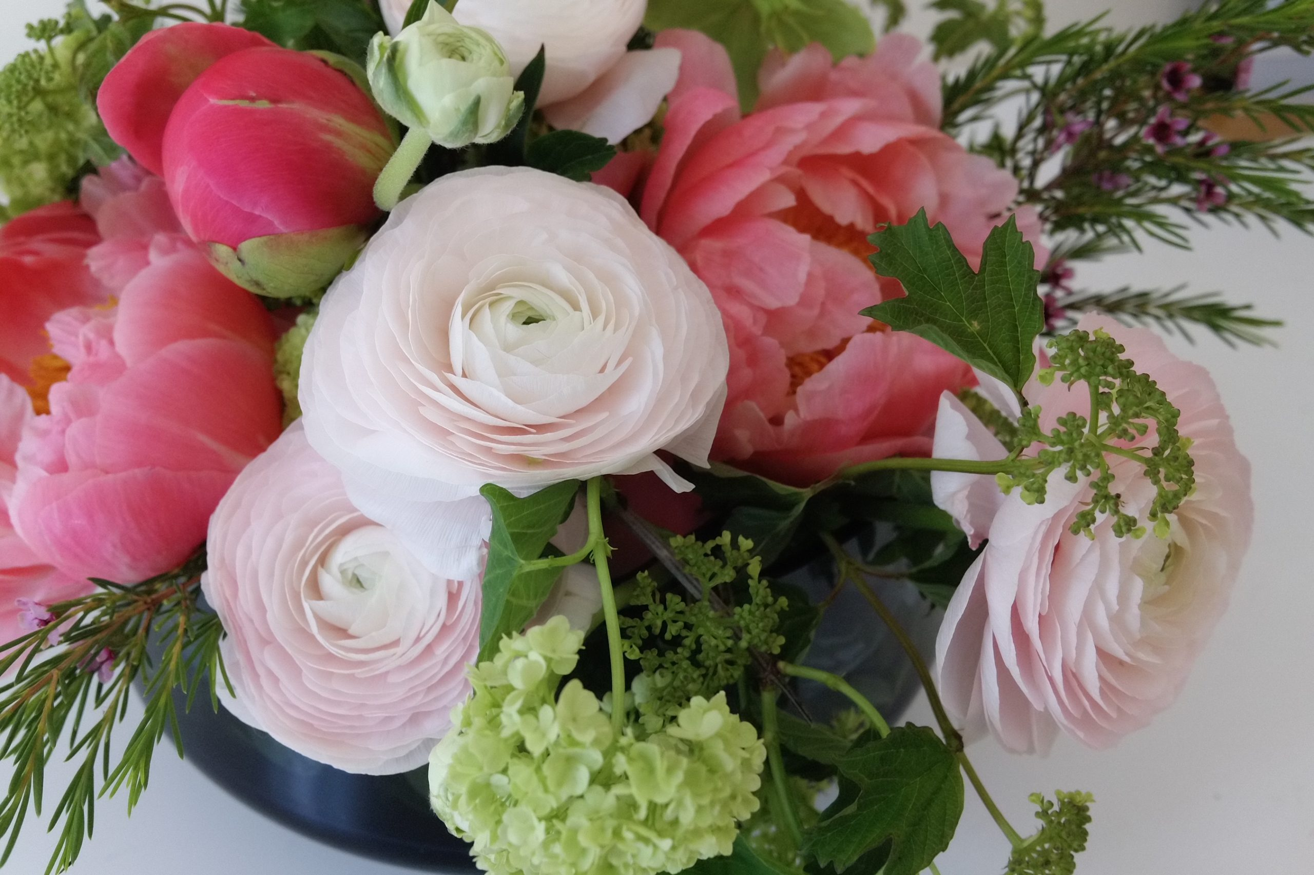 Fleuriste Miss Acacia - Bouquet pour fleurir vos bureaux