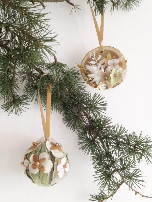 Décoration de Noël - Mon beau sapin